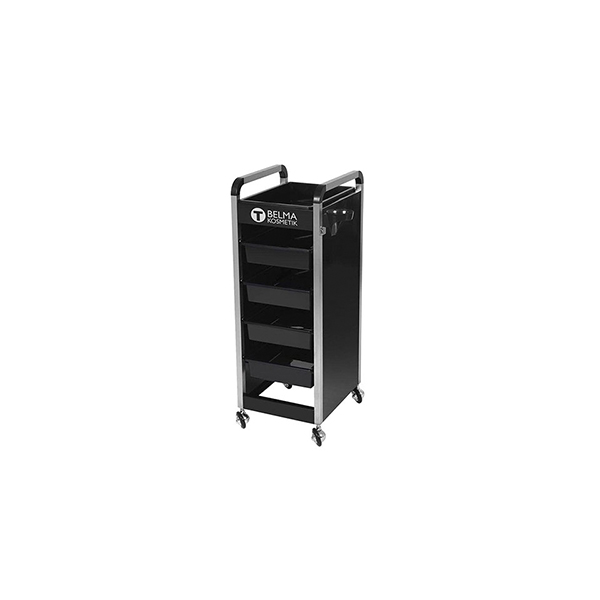 Professional Salon Rolling Cart