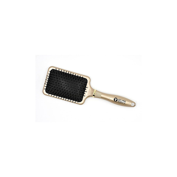 Professional Ceramic & Ionic Square Paddle Brush